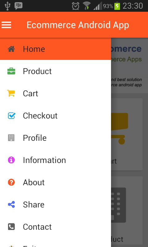 drawer app