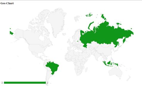 google geo chart